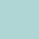 Teal Small Polka Dot Pattern repetitionbakgrund Royaltyfri Fotografi