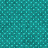 Teal stars seamless pattern background Stock Image