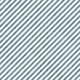 Teal Striped Pattern Repeat Background médio Fotos de Stock Royalty Free
