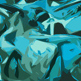 Teal Texture Background Stock Photo