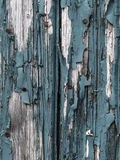 Teal wooden background Stock Photos