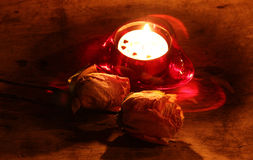 Tealight Royalty Free Stock Images