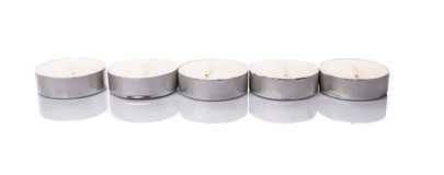 Tealights Candles I Stock Photo