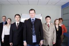 Team Stock Foto's