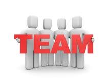 Team Stock Image