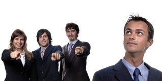 Team Royalty Free Stock Photo