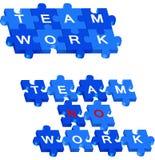 team Lizenzfreie Stockbilder