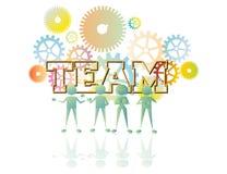 team Stockfotos