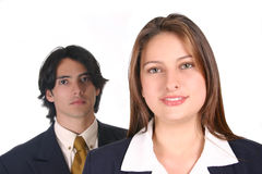 Team. Young Business team Stock Images