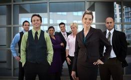 Team Royalty Free Stock Image