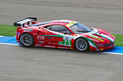 Team AF Corse Stock Photography