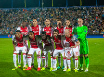 Team Ajax Stock Images