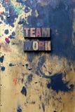 Team-Arbeit Lizenzfreie Stockbilder