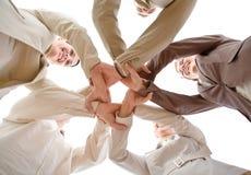 Team-Arbeit Lizenzfreie Stockfotos