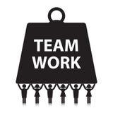 Team Arbeit Lizenzfreie Stockfotografie