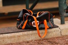 Team Baseball bag. Stock Images