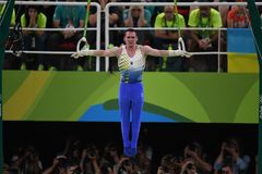 Olympic Gymnastic Royalty Free Stock Photos