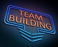 Team building concept. Royalty Free Stock Photos