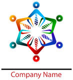 Team business logo Stock Images