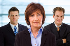 Team of business people Royalty Free Stock Photography