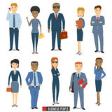 Team Of Business People Stock Photo