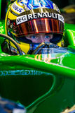 Team Catherham F1, Charles Pic, 2013 Stock Photo