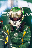 Team Catherham F1, Heikki Kovalainen, 2012 Royalty Free Stock Image