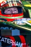 Team Catherham F1, Jarno Trulli, 2012 Stock Images