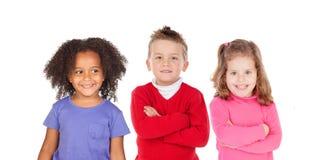 Team of children Stock Photos