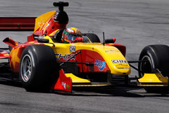 Team China A1 GP car Royalty Free Stock Images
