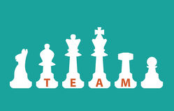 Team,  communication concept Royalty Free Stock Photo
