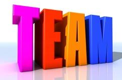 Team Stock Photo