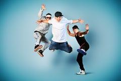 Team dance Stock Photo