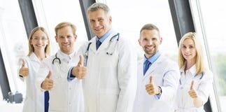 Team der Ärzte Stockbilder