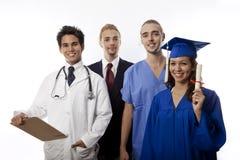 Team der jungen Fachleute Lizenzfreies Stockbild