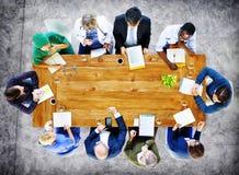 Team Discussion Diagnose Disease Concept medico Fotografia Stock