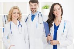 Team of doctors Stock Photos