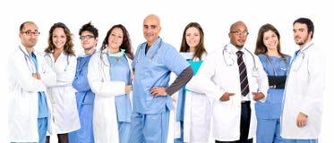 Team Doktors Stockfoto