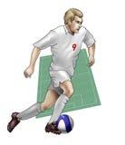 Team England Stock Image