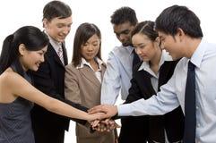 Team-Erfolg 1 Lizenzfreies Stockbild