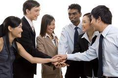 Team-Erfolg 2 Lizenzfreie Stockfotos