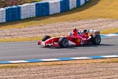 Team Ferrari F1, Marc Gene , 2004 Stock Images