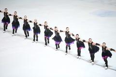 Team Finland One skate Stock Photo