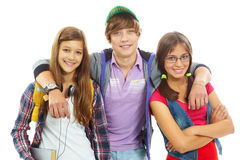 Team of friends Stock Photography