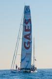 Team Gaes. Barcelona World Race Stock Photography