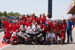 Team Gas Endurance Lizenzfreie Stockfotografie