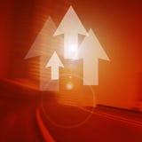 Team-Gebäude Lizenzfreies Stockfoto