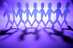 Team get-together Royalty Free Stock Images