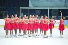 Team Great Britain Royalty-vrije Stock Foto's