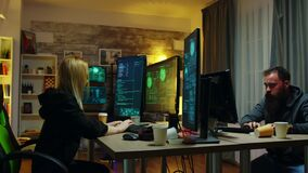 Team of hacker are running by law enforcement